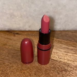 MAC Mini Amplified Lipstick in Double Date